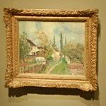 'Un Sentier Aux Sablons' by Alfred Sisley (StreetView)
