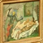 'L'Après-Midi À Naples [Afternoon In Naples]' by Paul Cézanne (StreetView)