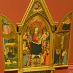 'Madonna and Child with Saints and Angels...' by Andrea Bonaiuti (StreetView)