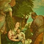 'Rest on the flight into egypt' by Veronese (StreetView)