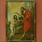 'The Baptism of Christ' by Esteban Murillo (StreetView)