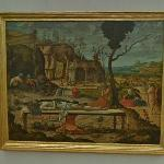 'Preparation of Christ's Tomb' by Vittore Carpaccio (StreetView)