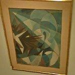 """Pessimism Versus Optimism"" by Giacomo Balla"