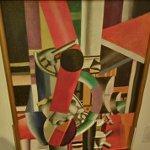 """Still Life"" by Fernand Léger (StreetView)"