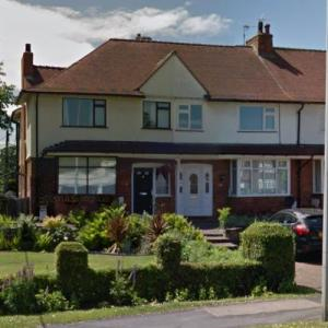Harry Styles' House (StreetView)