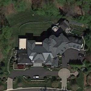 John Darvishi's House (Google Maps)