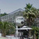 Convair 440 converted to a restaurant (StreetView)