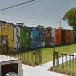 Graffiti by Futura (StreetView)