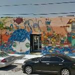 Graffiti by Os Gemeos (StreetView)