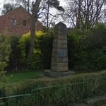 Origin site of Cooks' Cottage (StreetView)
