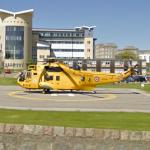 RAF Rescue Helicopter (Westland Sea King) (StreetView)