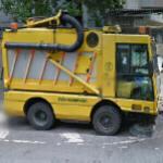 Street sweeper (StreetView)