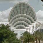 'Orange County Convention Center' by TVS Architects (StreetView)