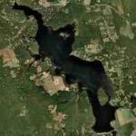 Pachaug Pond (Google Maps)