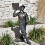 'Newsboy' by Bridgette Mongeon (StreetView)