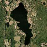 Amos Lake (Google Maps)
