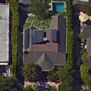 Lea Michele's House (Former) (Google Maps)