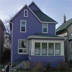 """Eva's house from """"Goon"""" (StreetView)"""