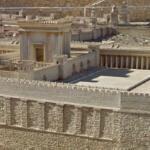 Holyland model of Jerusalem (StreetView)