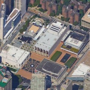 Lincoln Center for the Performing Arts (Google Maps)