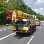 Truck Crane (StreetView)