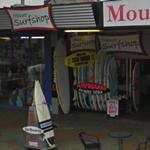 Mount Surf Shop