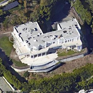 Byron Allen's House (Google Maps)