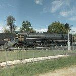 Chesapeake & Ohio RR #1308 (StreetView)