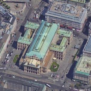 Wiener Staatsoper (Google Maps)