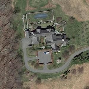Charles R. Perrin's Estate (Chairman and CEO of Duracell) (Google Maps)