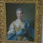 """Madame de La Porte"" by Jean-Marc Nattier"