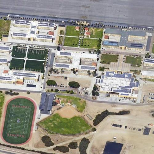 Mcrd San Diego Map Marine Corp Recruit Depot in San Diego, CA (Google Maps)