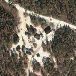 Combat Town in Camp Lejeune (Google Maps)