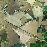 RAF Wratting Common (West Wickham) (Google Maps)