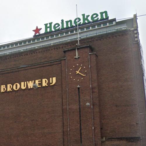 Heineken Brewery (StreetView)