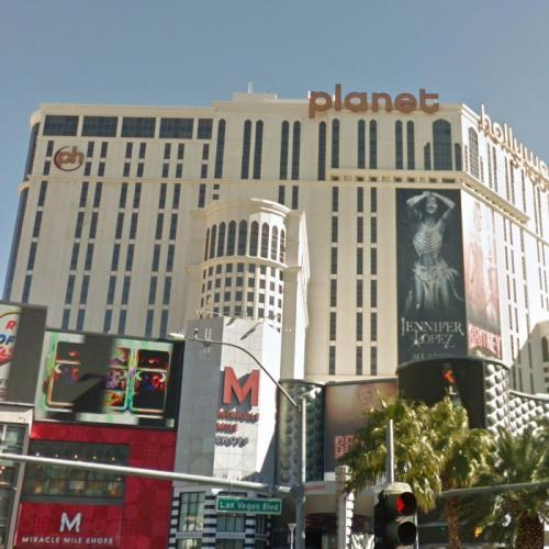 Planet Hollywood Resort and Casino (StreetView)