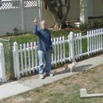 Not very friendly (StreetView)