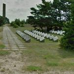 Graves of Soviet soldiers, died in WW2