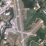 Morgantown Municipal Airport (Google Maps)