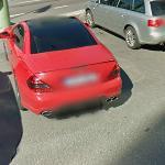 Mercedes SL55 AMG (StreetView)