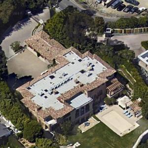 Steven Mnuchin's House (Google Maps)