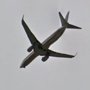 American Airlines into Austin-Bergstrom International Airport (StreetView)