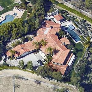 "Dwayne ""The Rock"" Johnsons' House (Former) (Google Maps)"