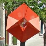 'Hypercube' by Gary Dwyer (StreetView)