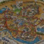 Map of Mini Israel (StreetView)