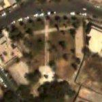 Libyan Memorial to 1986 USA Bombing in Tripoli (Google Maps)