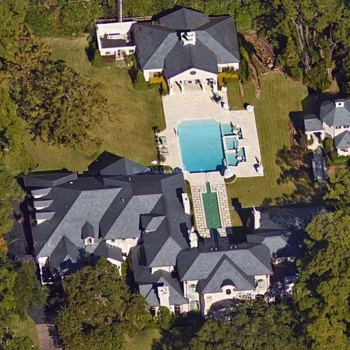 Joel Osteen's House in Houston, TX (Google Maps) (#2)