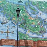 Map of Vancouver Island (StreetView)