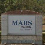 Mars Chocolate (StreetView)