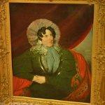 """Edith, Mrs George Gatehouse"" by Benjamin Duterrau (StreetView)"